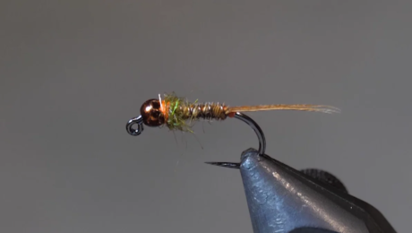 Don's Pheasant Tail Jig