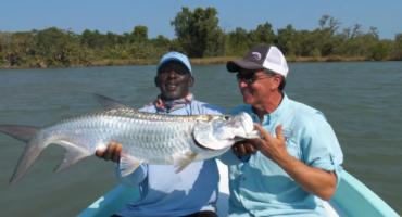Episode 4: Belize River Lodge, Belize – Don and Kathy