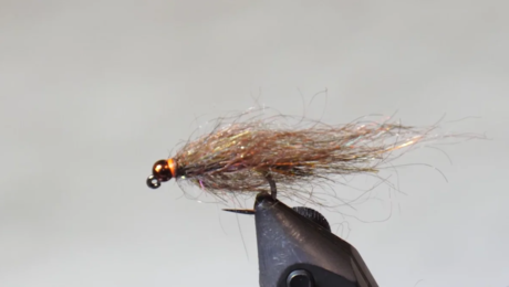 Magic Brown Jig Leech